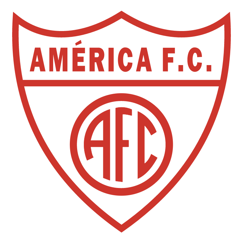 America Futebol Clube de Fortaleza CE vector