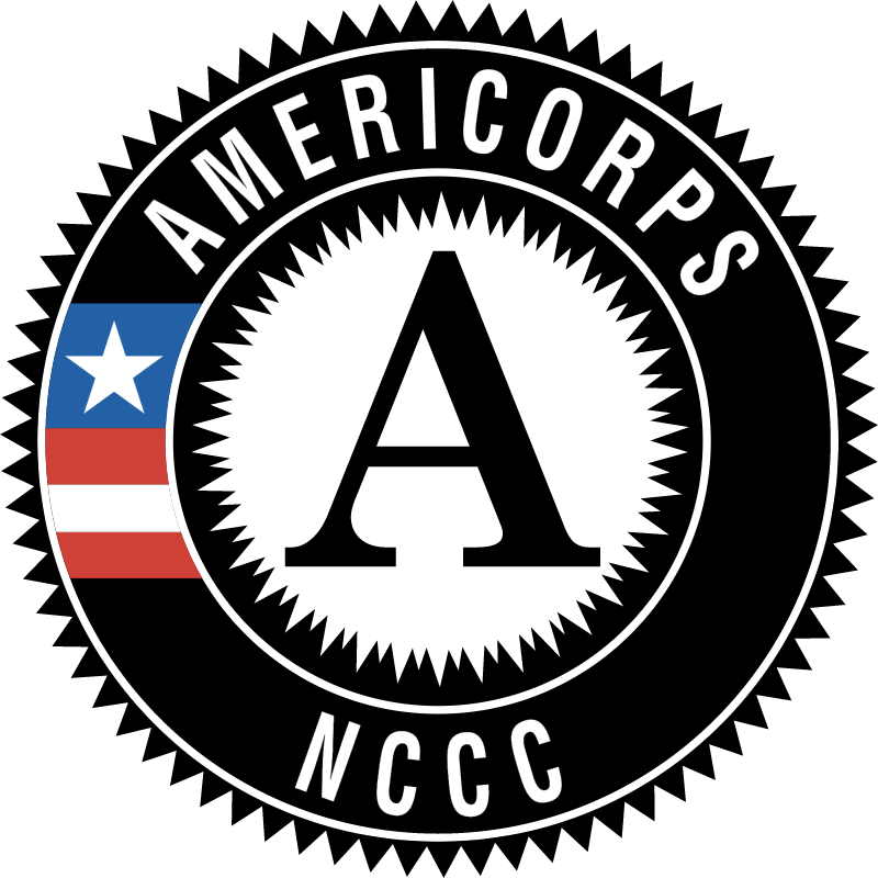 AMERICORPS NCCC vector
