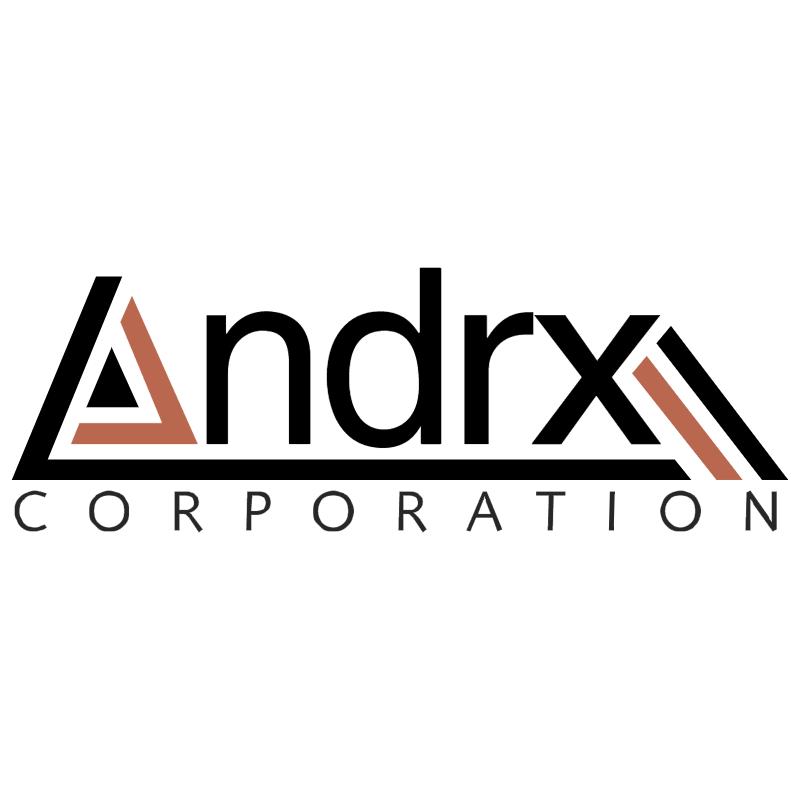 Andrx Corporation vector logo