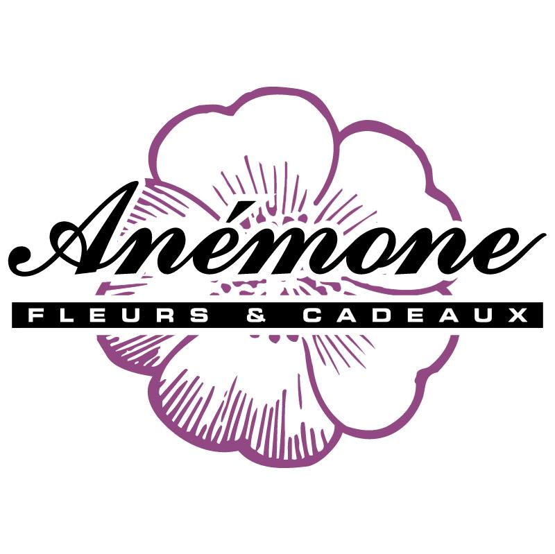 Anemone vector