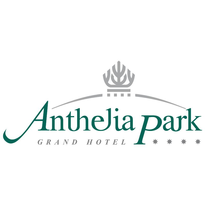 Anthelia Park Hotel vector logo
