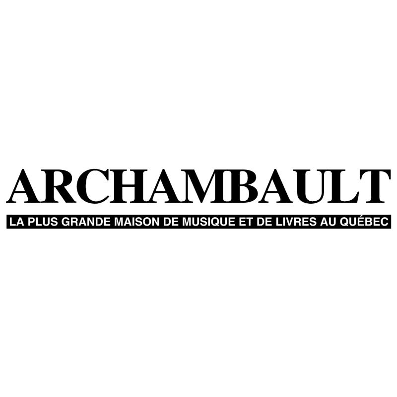 Archambeault 15009 vector