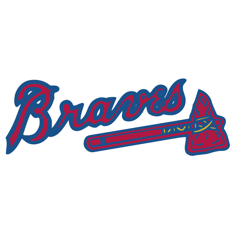 Atlanta Braves 26987 vector