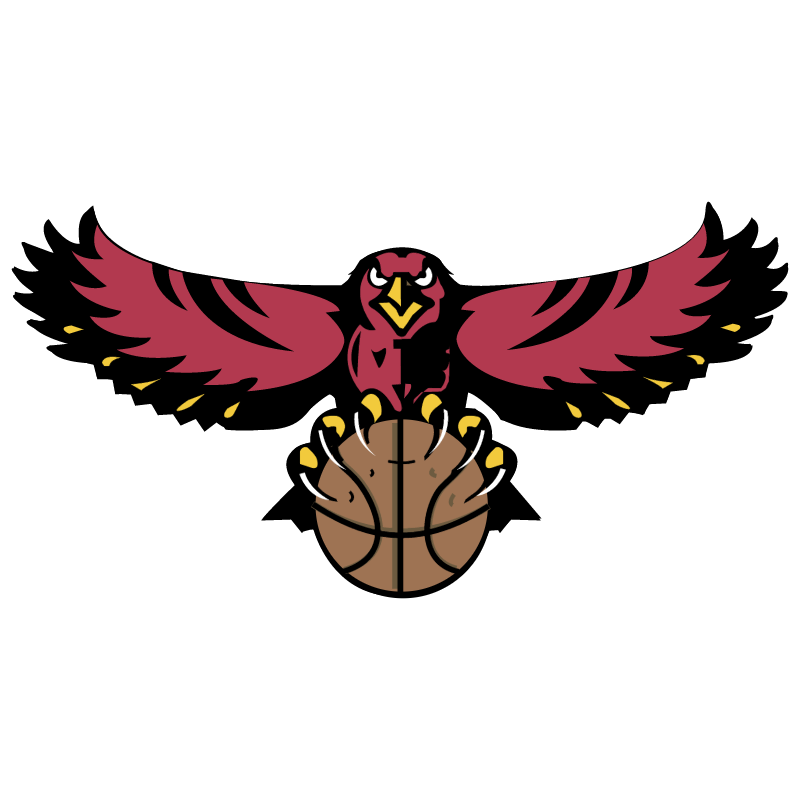 Atlanta Hawks 20487 vector