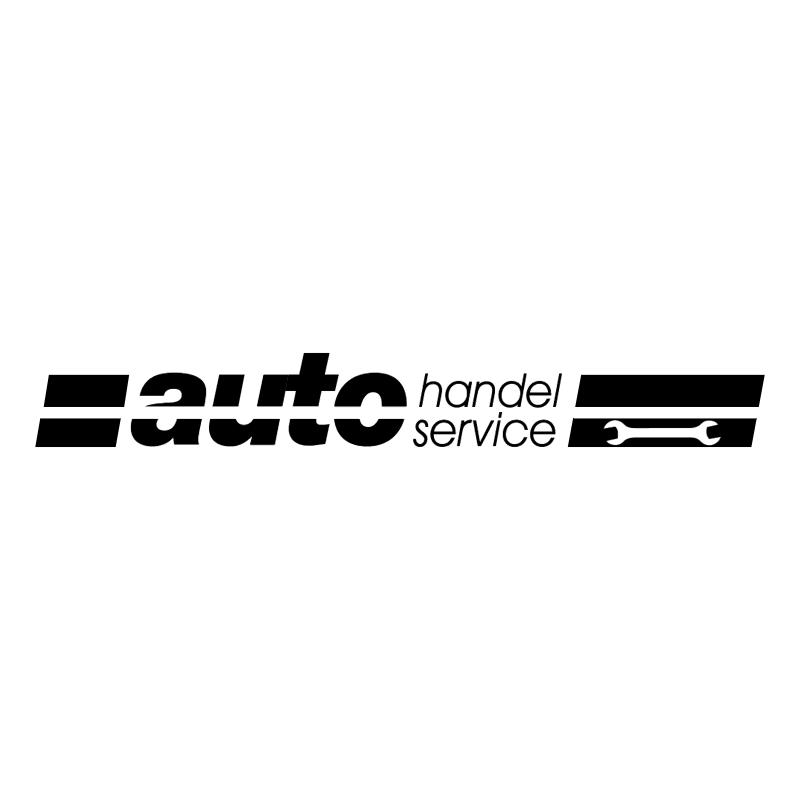 Auto Handel Service vector