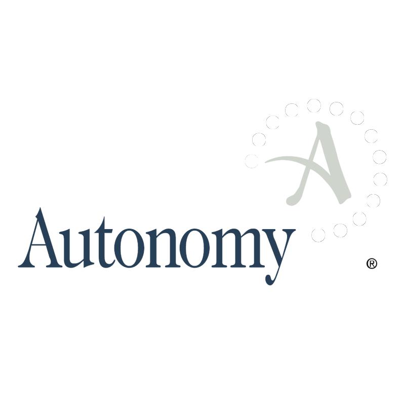 Autonomy 51758 vector
