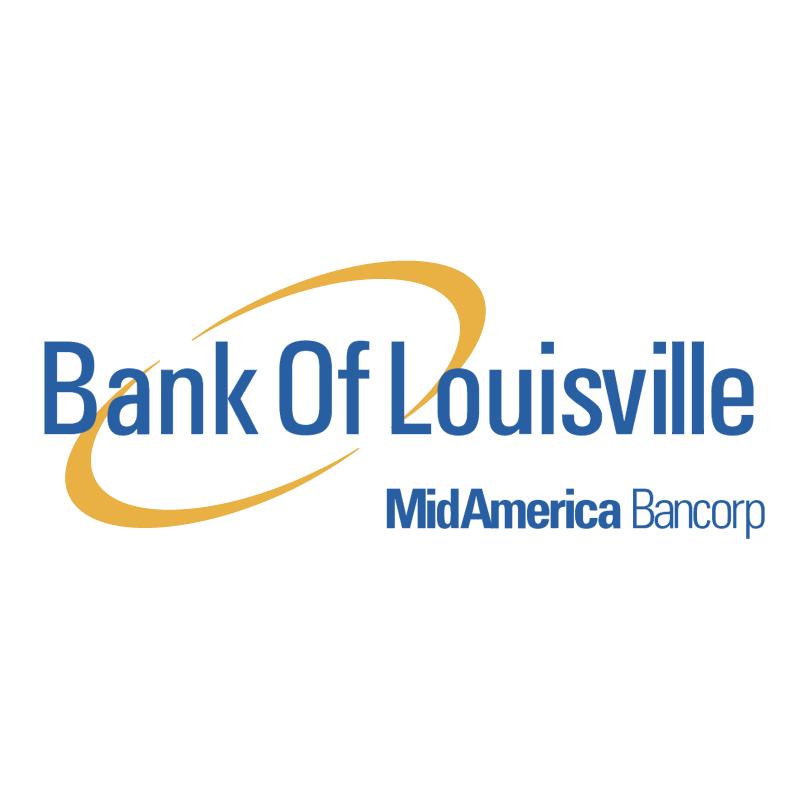 Bank Of Louisville vector