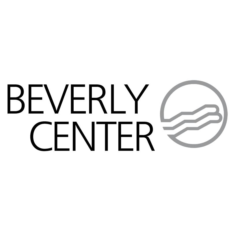 Beverly Center 22819 vector