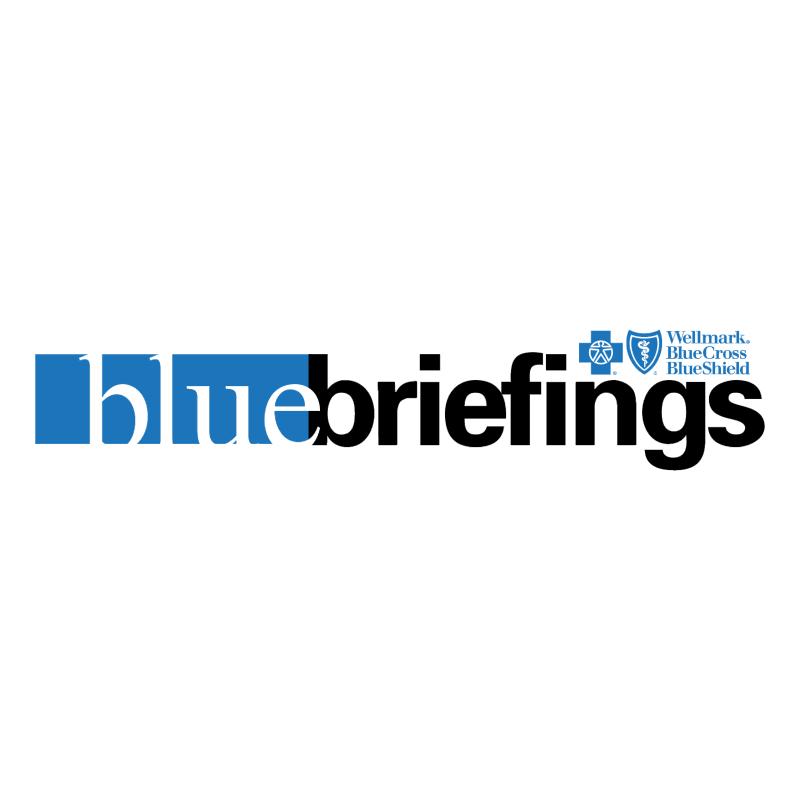 Blue Briefings 41247 vector
