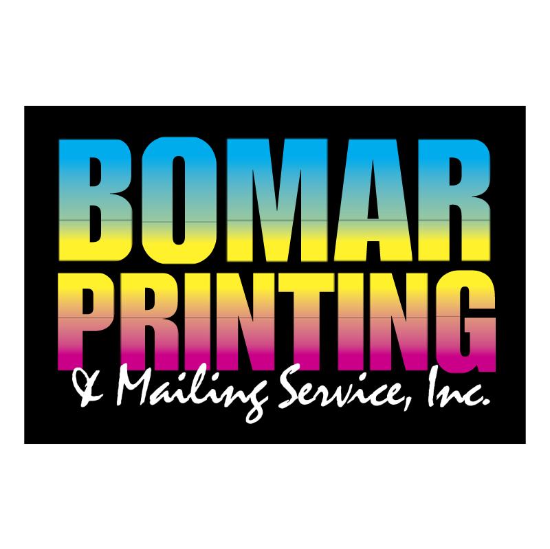Bomar Printing vector