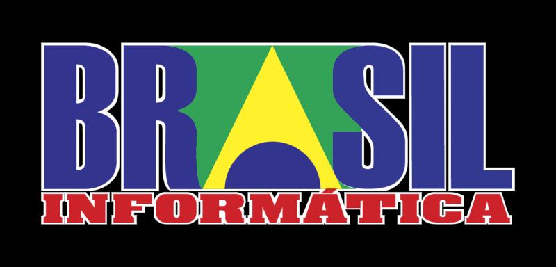 BRASIL INFORMÁTICA vector