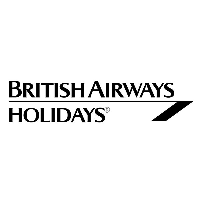 British Airways Holidays vector
