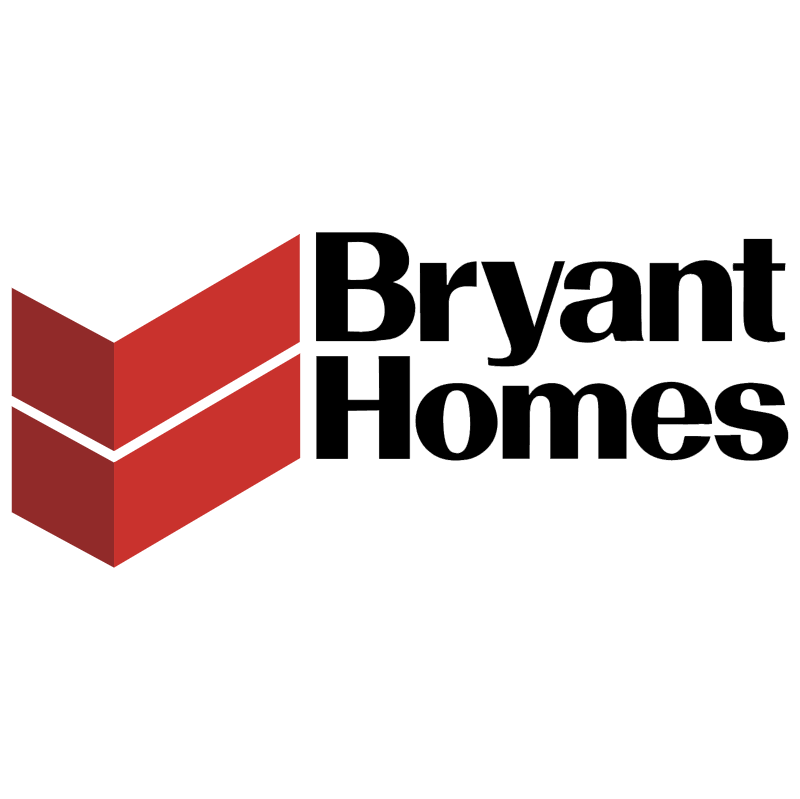 Bryant Homes 34951 vector