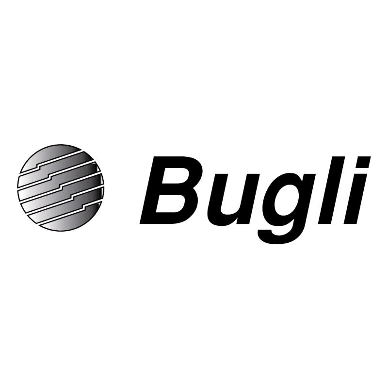 Bugli 80490 vector logo
