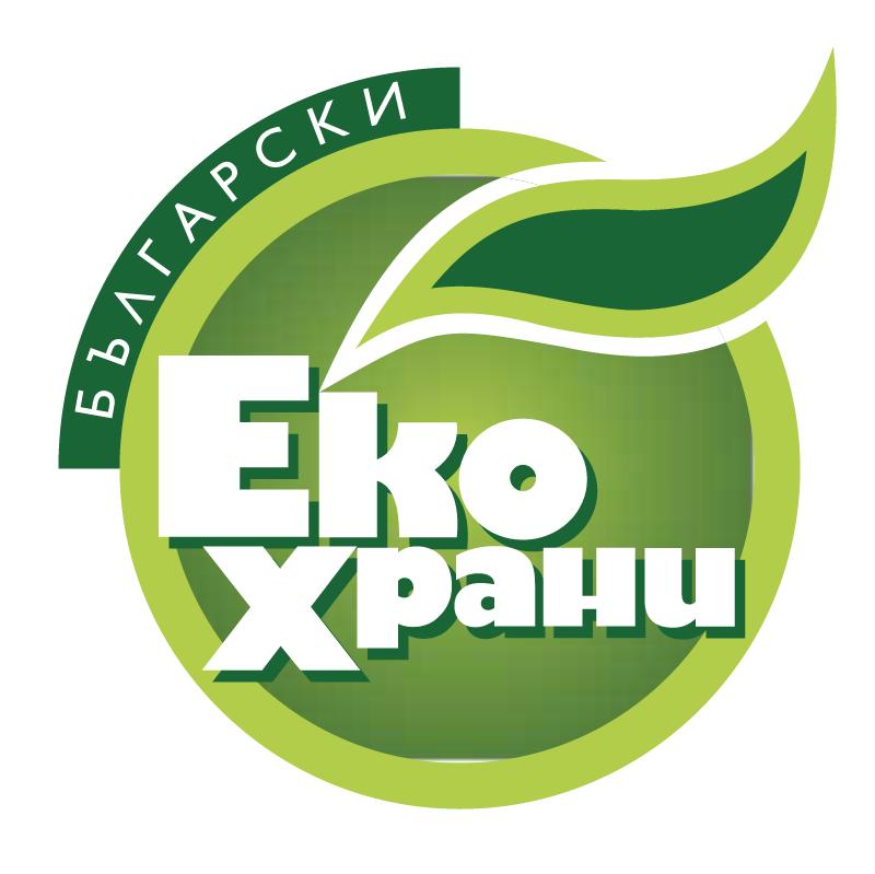 Bulgarian Eco Food vector