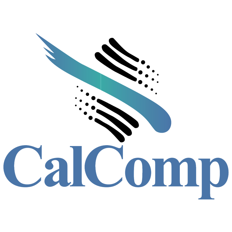 CalComp 1064 vector