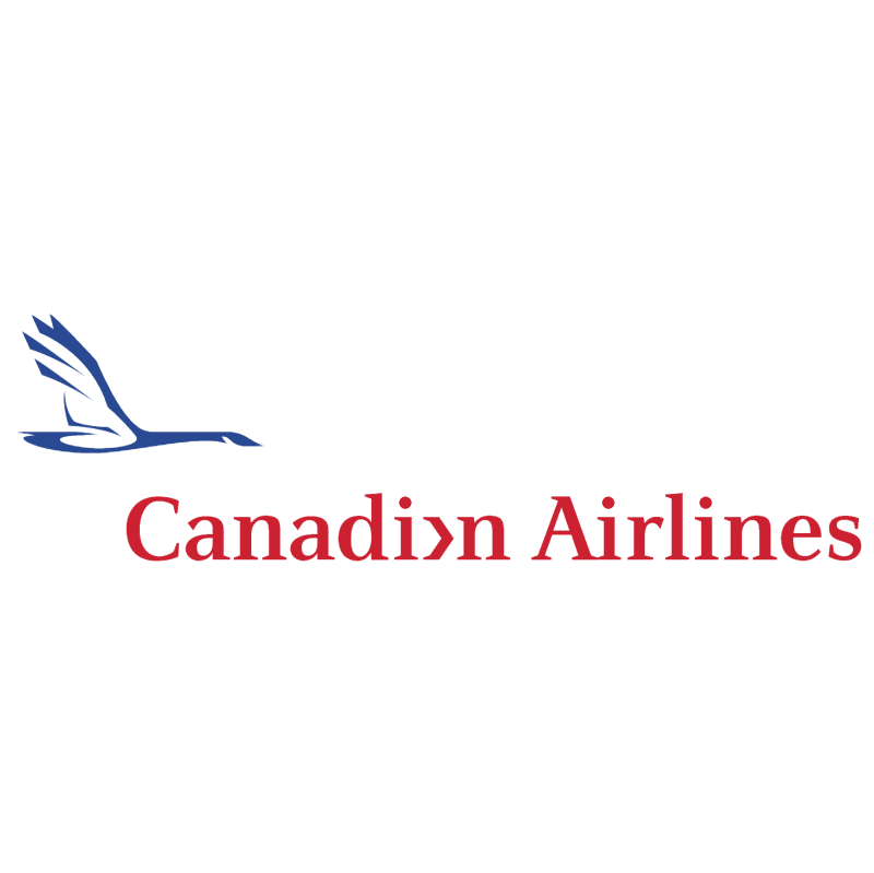 Canadian Airlines vector