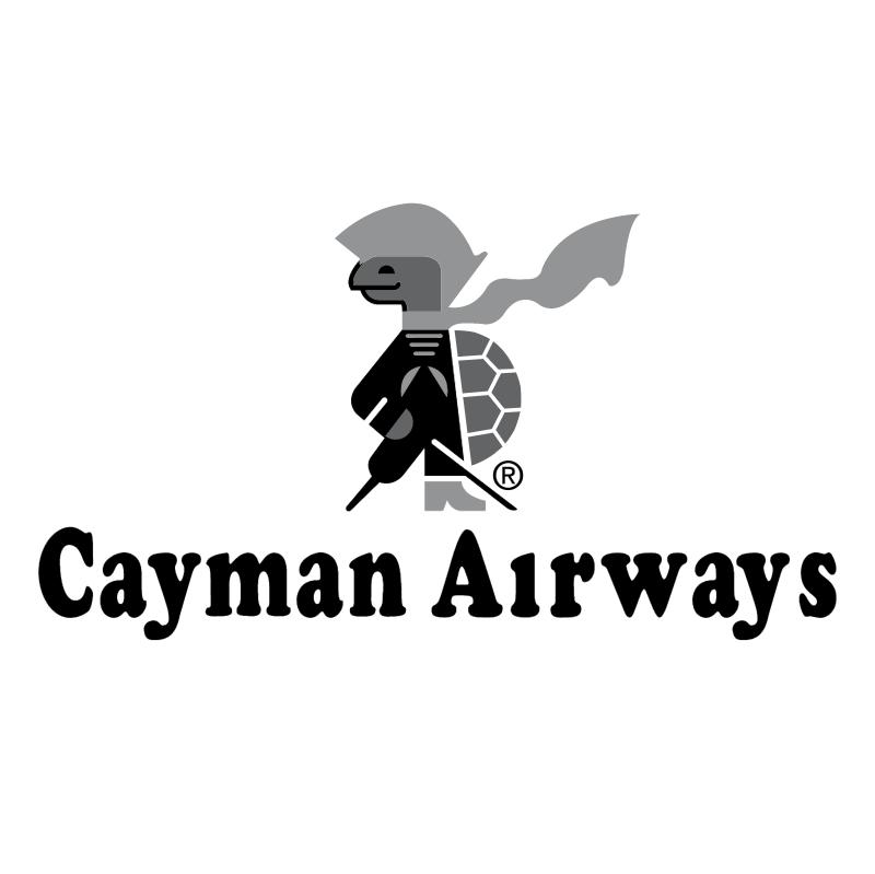 Cayman Airways vector