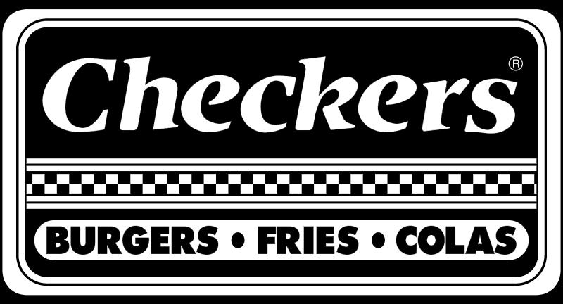 Checkers vector logo