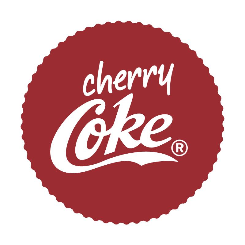 Cherry Coke vector