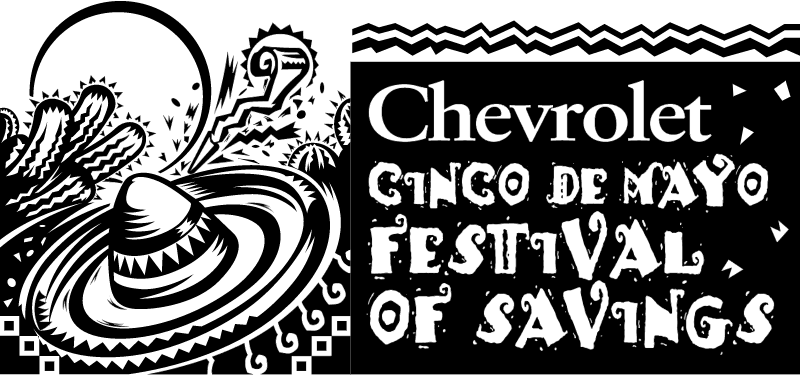 Chevrolet's festival logo vector