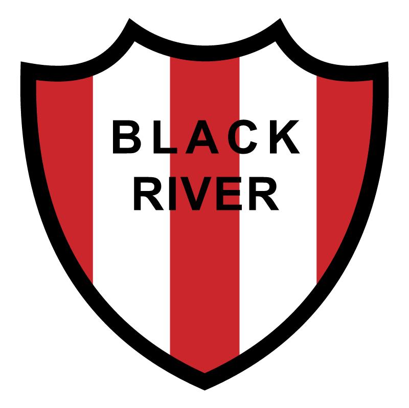 Club Black River de Gualeguaychu vector