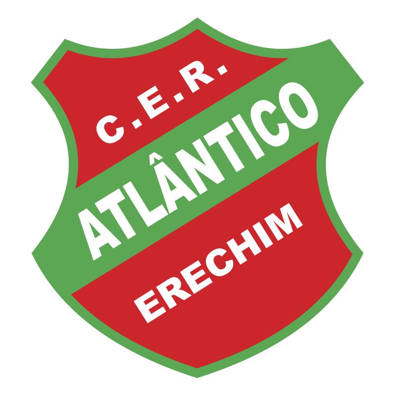 Clube Esportivo e Recreativo Atlantico de Erechim RS vector