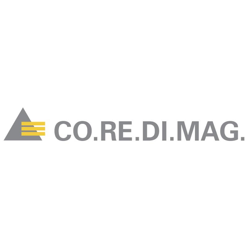 CO RE DI MAG vector logo