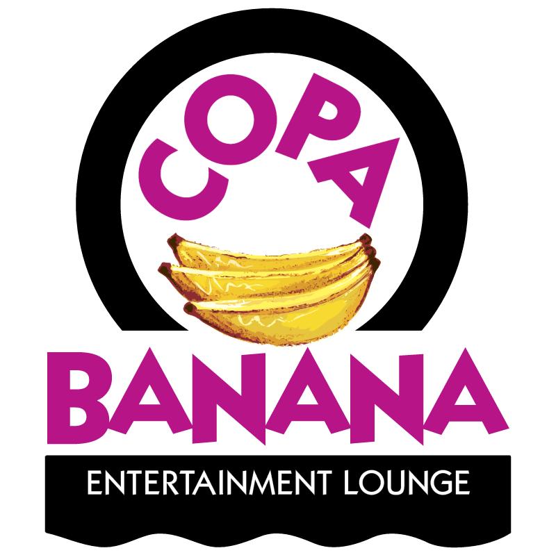 Copa Banana vector