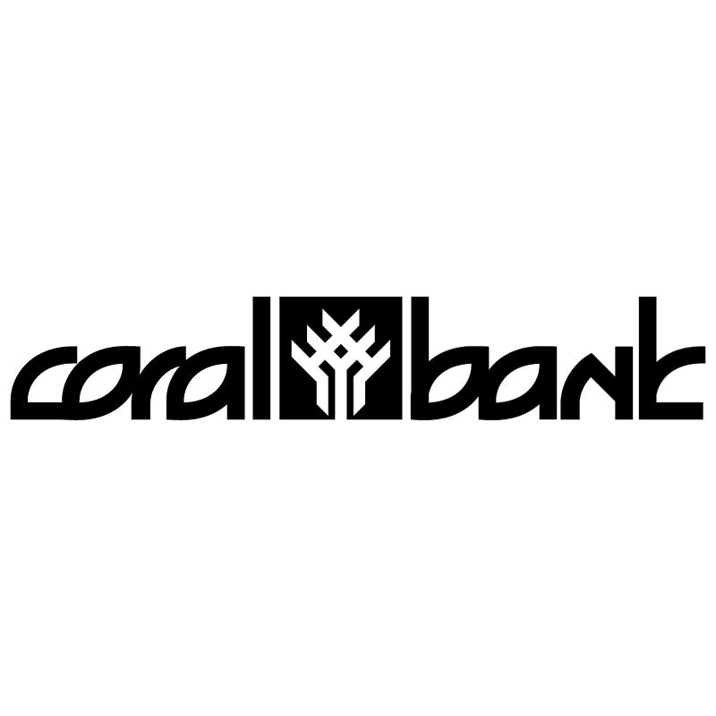 Coral Bank vector