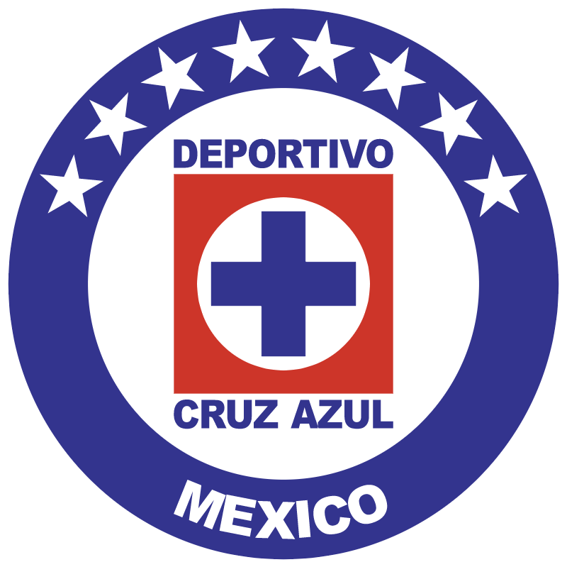 Cruz Azul 7935 vector