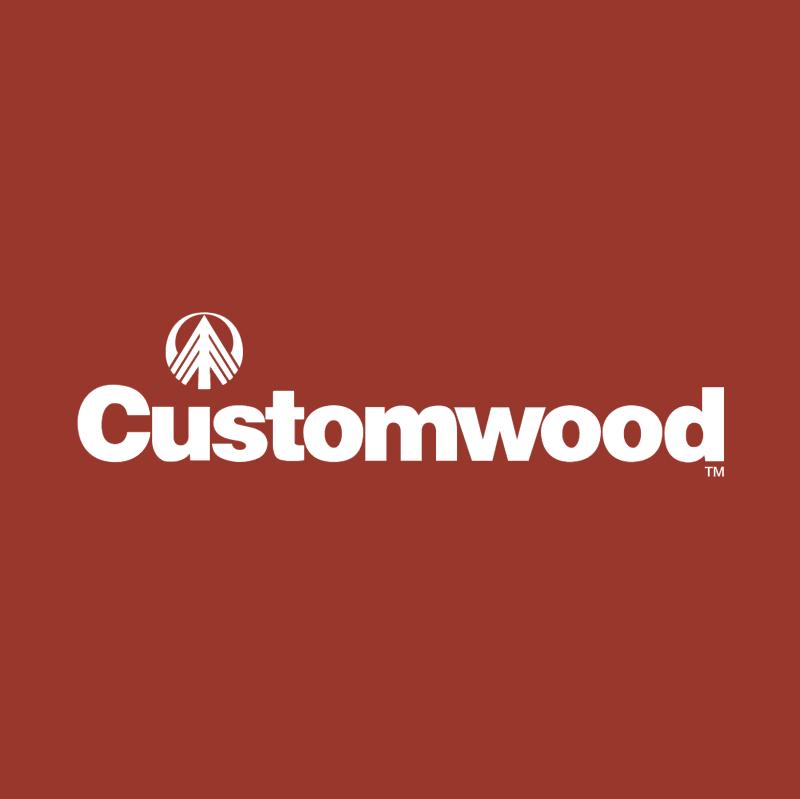 Customwood vector