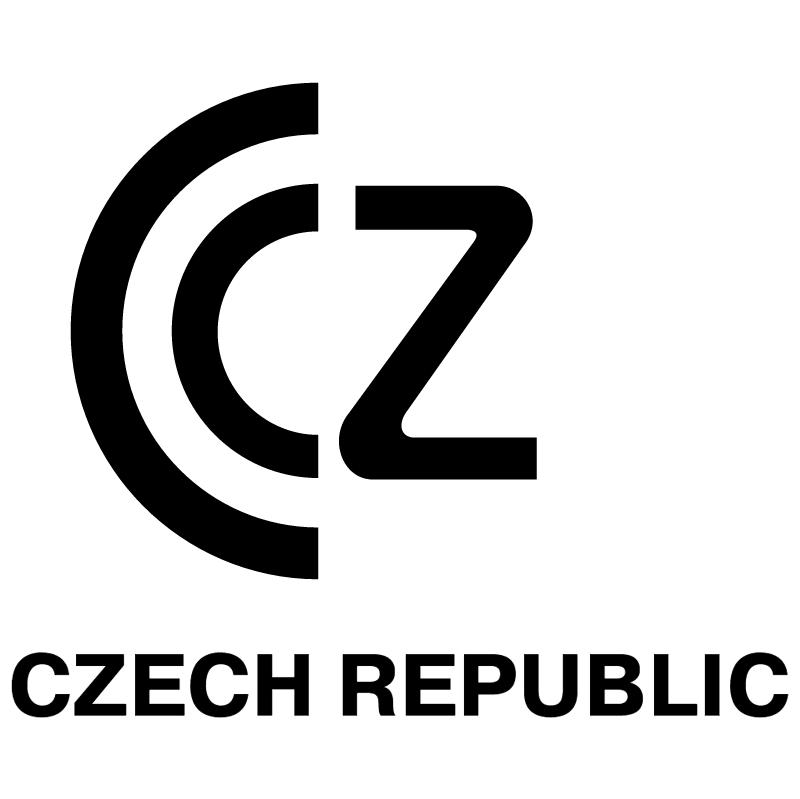 Czech Republic standard vector