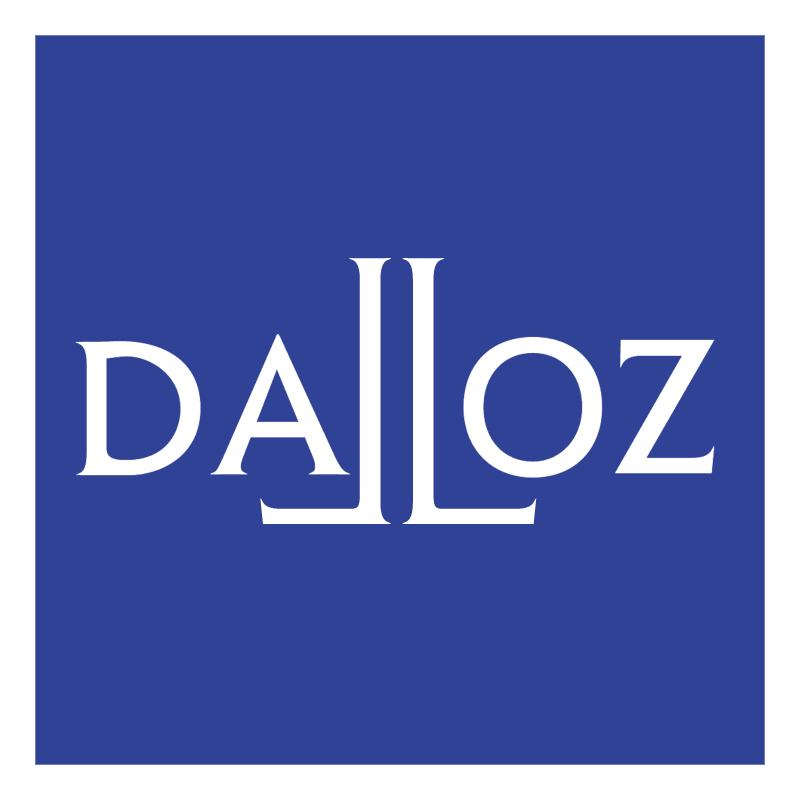 Dalloz vector logo
