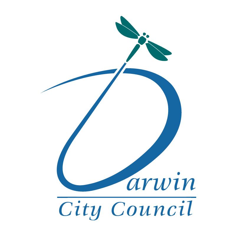 Darwin City Council vector logo