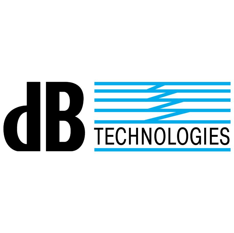 DB technologies vector