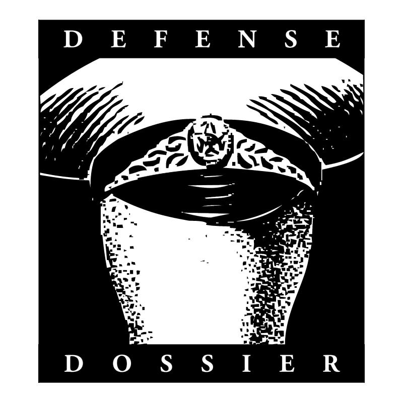 Defense Dossier vector
