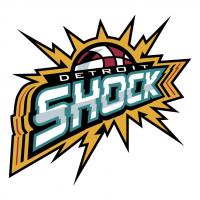 Detroit Shock vector