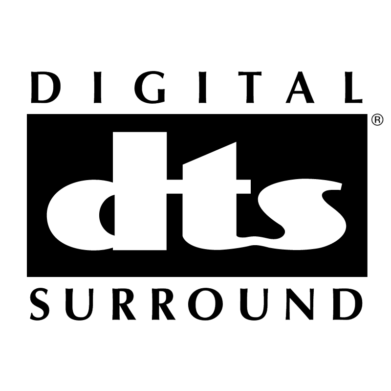 Digital DTS Surround vector