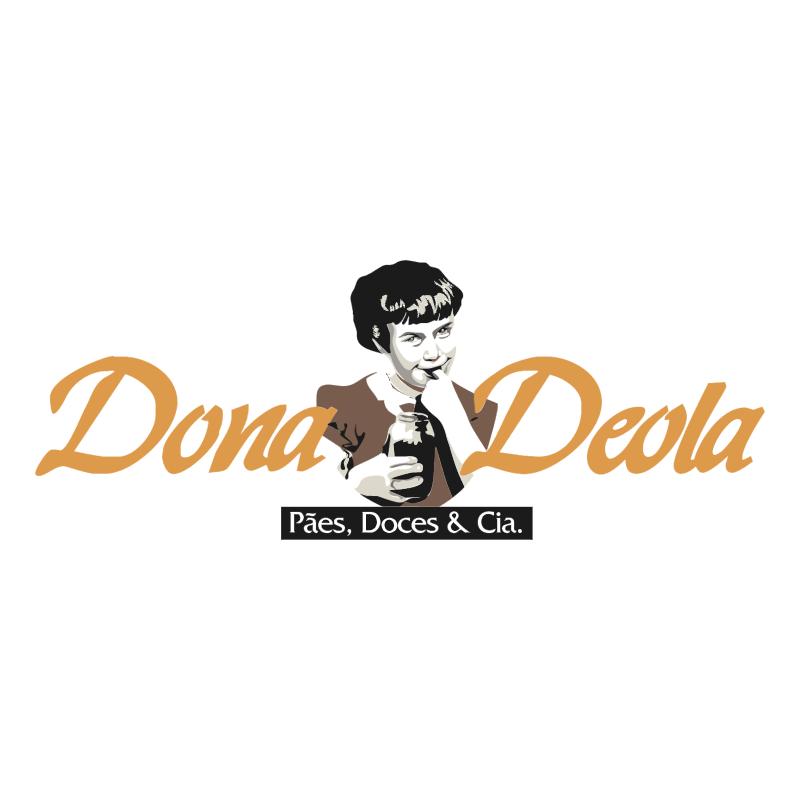 Dona Deola vector