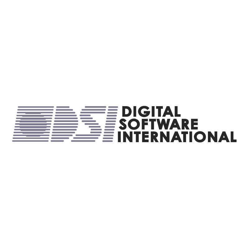 DSI Digital Software International vector