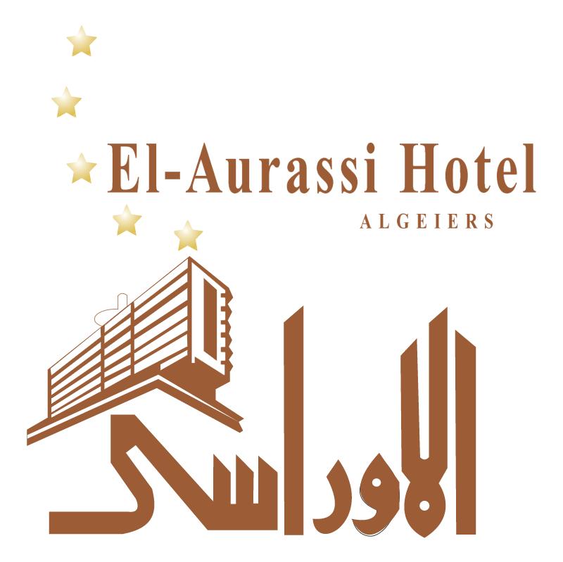 El Aurassi Hotel Algiers vector