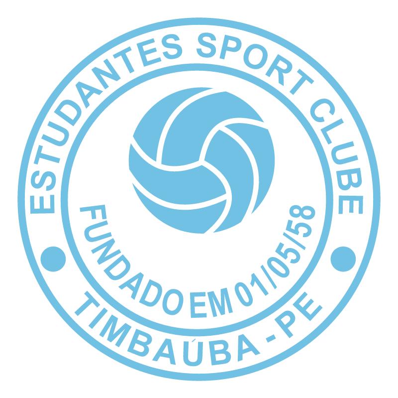 Estudantes Sport Clube de Timbauba PE vector