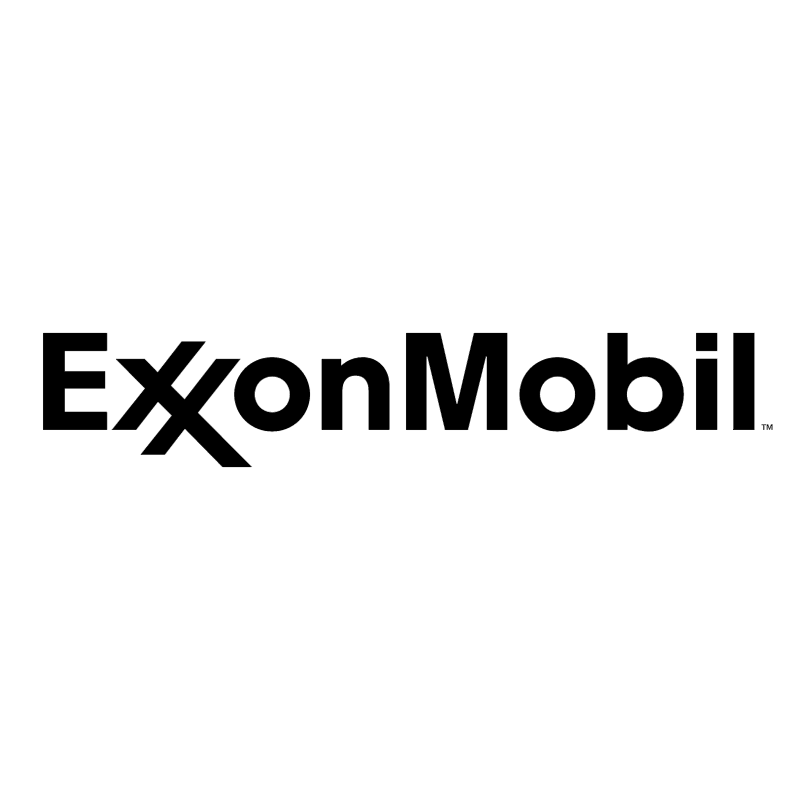 Exxon Mobil vector logo