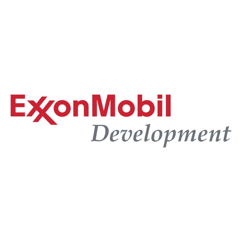 ExxonMobil Development vector
