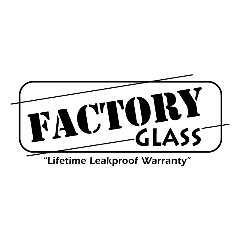 Factory Glass vector