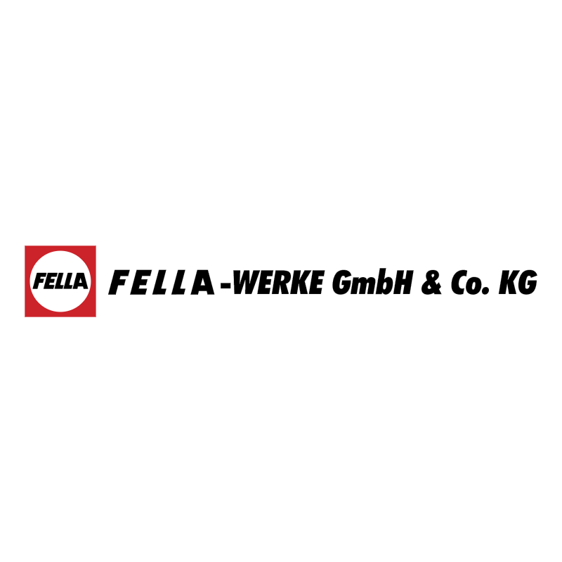 Fella vector logo