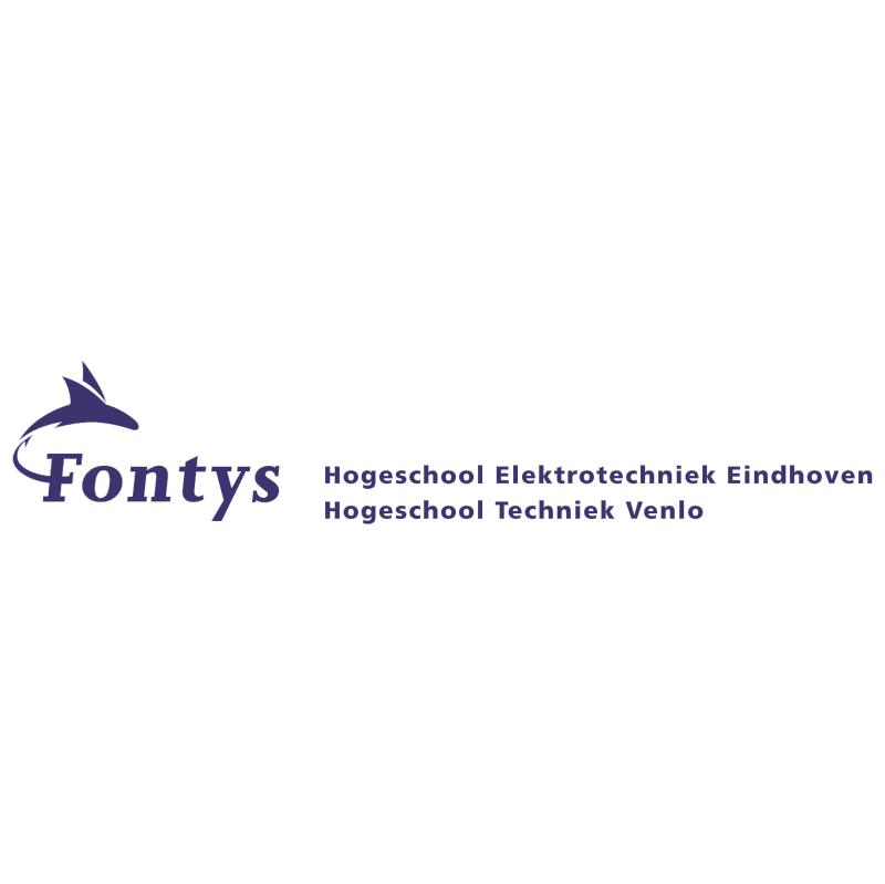 Fontys Eindhoven en Venlo vector