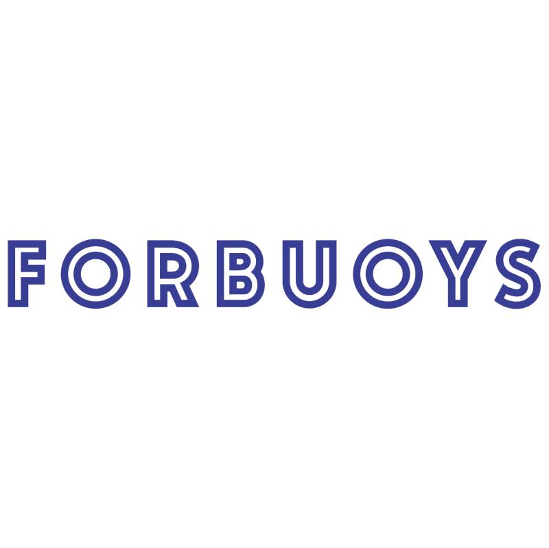 Forbuoys vector