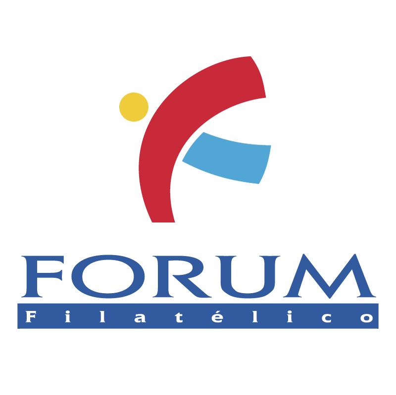 Forum Filatelico vector logo